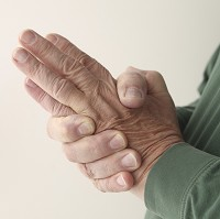 Arthritis affects in the region of 10 million people in the UK