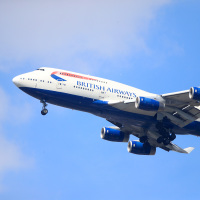 BA flights have been hit by French air traffic control strikes
