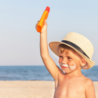 Holidaymakers are urged to apply more sunscreen