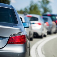 Holidaymakers could face road jams en route to airports this Easter