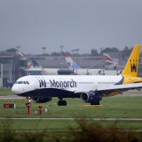 110,000 travellers are stranded as Monarch announced its collapse