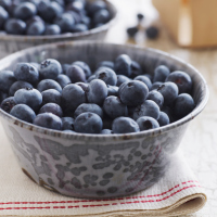 Blueberries are packed with antioxidants