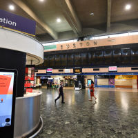 Euston station will be closed for upgrades