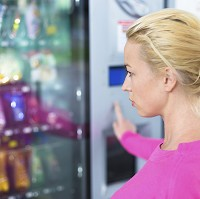 Vending machines should include healthier drink and food, says Nice