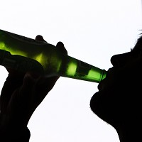 Drinkers were monitored during a Dry January campaign