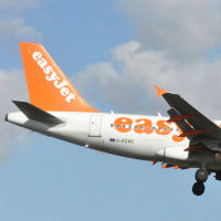easyJet's passenger numbers are up