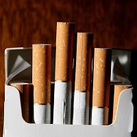 It is now illegal for any shop to have cigarettes on display