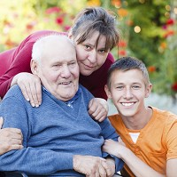 Alzheimer's: need not be a barrier to enjoying a good family holiday