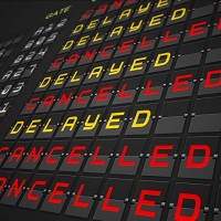 Cancelled flights can be covered by travel insurance