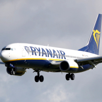 There were several disruptions to Ryanair services this summer