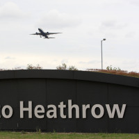 6.1m travellers passed through Heathrow last month