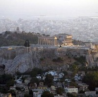 Athens is said to offer Europe's cheapest hotel accommodation on New Year's Eve