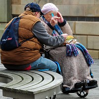 The number of people aged 90 and over has almost trebled during the last 30 years