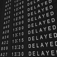 Airport passengers can beat stress caused by delays