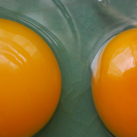 Food such as egg yolks and red meat contain vitamin D