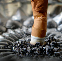 Smoking rates have fallen further in England