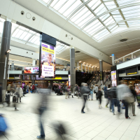 Services at Birmingham, Gatwick, Manchester and Newcastle airports could be disrupted