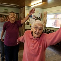 Physical exercise can go some way to keeping us safe from dementia