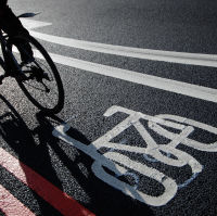 Cycling to work can lower the risk of cancer