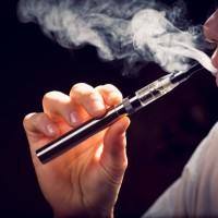 There are estimated three million e-cigarette users in Britain