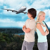 Spending too much time planning a break on your own can lead to conflict with your travel partner