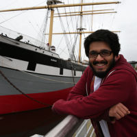 Double amputee Paul Johnson will set sail off Gran Canaria