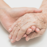 Social interaction improves quality of life for dementia sufferers.