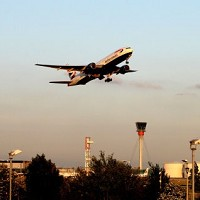 Heathrow has enjoyed a passenger boost