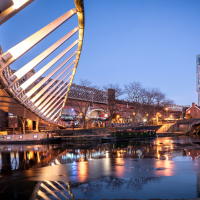Outside the capital, Manchester is the most visited destination in England