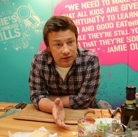 Jamie Oliver is backing Brighton's battle against sugar
