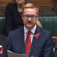 Lloyd Russell-Moyle, Labour MP for Brighton Kemptown, stands up in the House of Commons and speaks about his HIV Positive status.