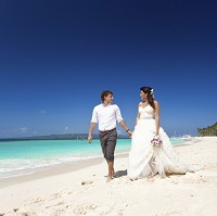 More than 1.5million people will be travelling abroad to a wedding in 2014