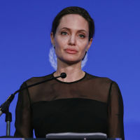 Hollywood actress Angelina Jolie whose decision to publicise her double mastectomy following breast cancer gene testing led to a sharp rise in genetic testing.