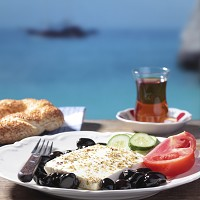 Full of goodness: A Mediterranean diet