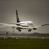 Ryanair passengers faced delays this summer