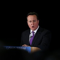 Prime Minister David Cameron launched the Cancer Drugs Fund in 2010