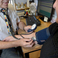Only 46% of eligible people have taken up the offer of a free NHS health check