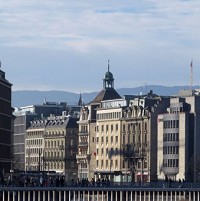 Geneva tops travel costs survey with average club sandwich price of £19.46 in city's hotels