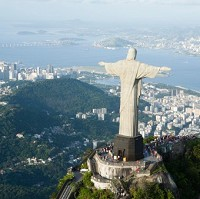 Rio de Janeiro is one of the host cities for the World Cup in Brazil