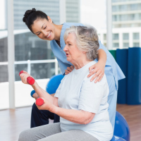Frailty affects one in 10 over 65s
