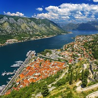 Kotor in Montenegro came top of Lonely Planet's list