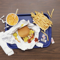40% of participants said they felt pressure to eat unhealthy.