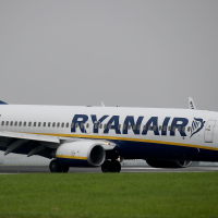 Ryanair said it was forced to cancel more than 20 flights
