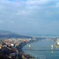 The Danube is one of the longest rivers in Europe