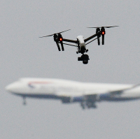 Drones caused chaos at Gatwick Airport