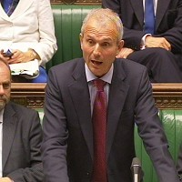Foreign Office minister David Lidington