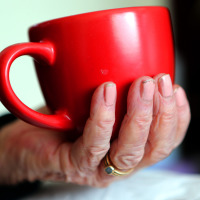 Many older people feel lonely at Christmas
