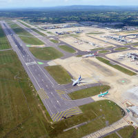 Gatwick Airport is one of the expansion options
