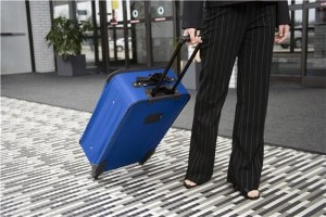 Suitcases 'worth more than a holiday'