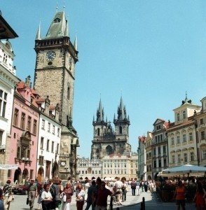 Prague 'could be ideal for Christmas shopping'